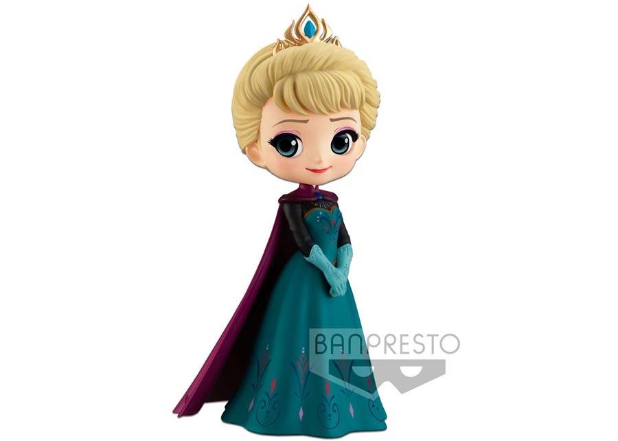 Q-Posket: Frozen - Elsa Coronation (A)