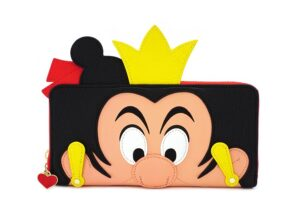 Loungefly: Alice in Wonderland: Queen of Hearts Wallet