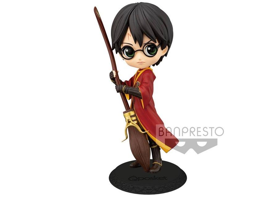 Q-Posket: Harry Potter - Quidditch Harry (A)