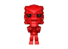 Funko Pop! Hasbro: Rock 'Em Sock 'Em Robot (Red)