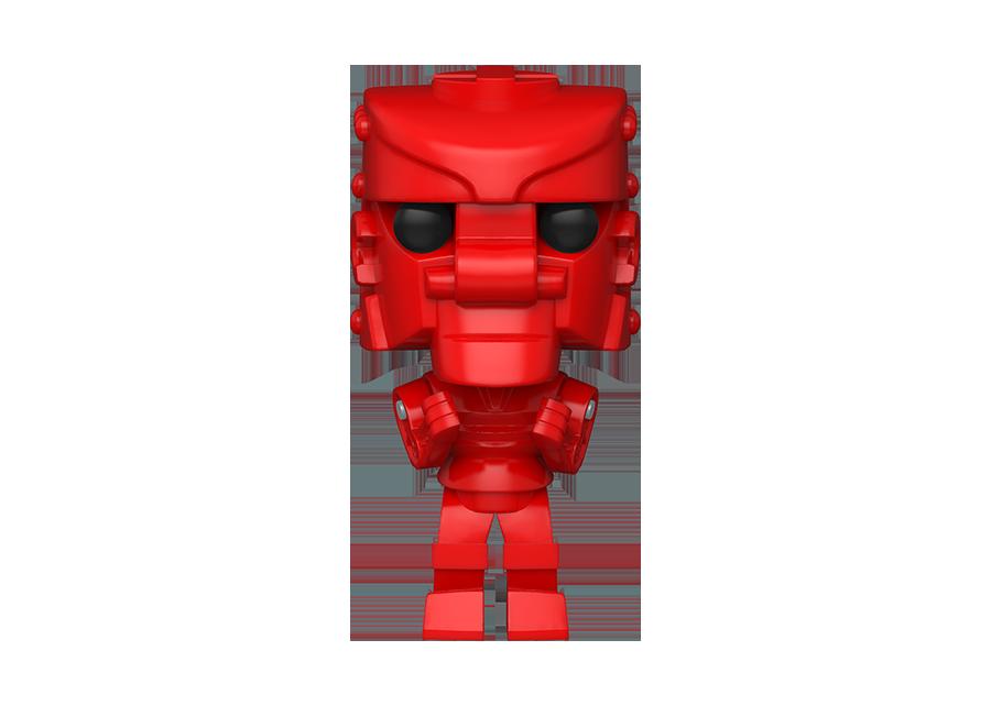 Funko Pop! Hasbro: Rock 'Em Sock 'Em Robot (Red)