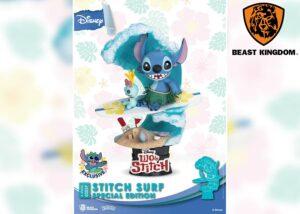 Beast Kingdom D-Stage: Stitch Surf (LE3000)