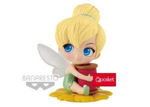 Q-Posket Sweetiny: Peter Pan - Tinker Bell (B)