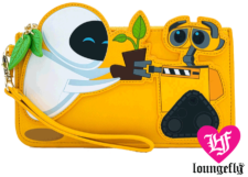 Loungefly: Wall-E and Eve Wallet