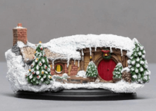 WETA: The Hobbit - 35 Bagshot Row Christmas Edition