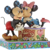 """Disney Traditions: Mickey and Minnie """"Kissing Booth"""""""