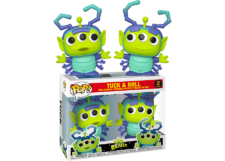 Funko Pop! Alien Remix: Tuck and Roll 2-Pack