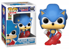 Funko Pop! Sonic 30th: Classic Sonic #632