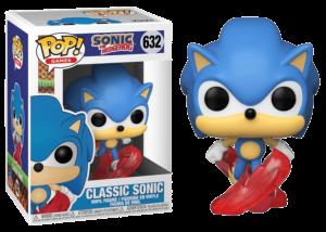 Funko Pop! Sonic 30th: Classic Sonic #632