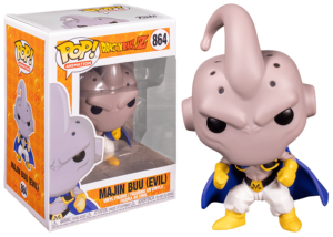 Funko Pop! Dragon Ball Z: Majin Buu (Evil) #864