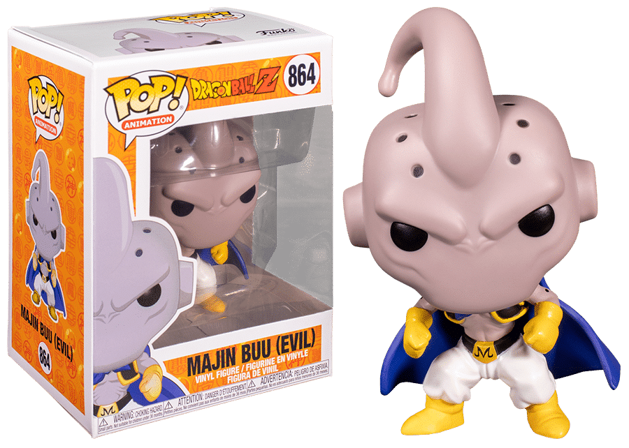 Funko Pop! Dragon Ball Z: Majin Buu (Evil) #864