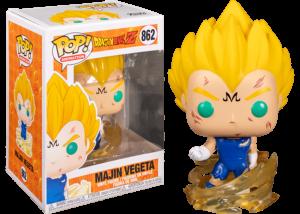 Funko Pop! Dragon Ball Z: Majin Vegeta #862