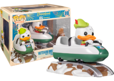 Funko Pop! Disneyland 65th: Matterhorn Bobsleds Ride Donald #88