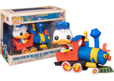 Funko Pop! Disneyland 65th: Donald Duck Train #01