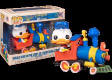 Funko Pop! Disneyland 65th: Donald Duck Train #01