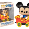 Funko Pop! Disneyland 65th: Mickey Mouse Train #03