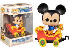 Funko Pop! Disneyland 65th: Mickey Mouse Train #03