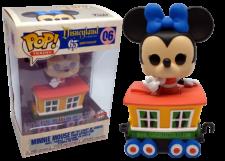 Funko Pop! Disneyland 65th: Minnie Mouse Train #06