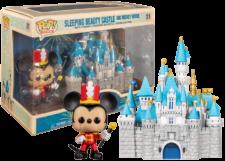 Funko Pop! Disneyland 65th: Sleeping Beauty Castle Mickey #21