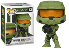 Funko Pop! Halo: Master Chief #13