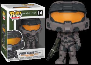 Funko Pop! Halo: Spartan Mark VII #14