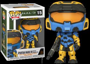 Funko Pop! Halo: Spartan Mark VII #15 (with in-game Skin!)