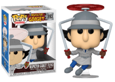 Funko Pop! Inspector Gadget Flying #893