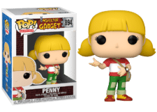 Funko Pop! Inspector Gadget: Penny #894