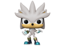 Funko Pop! Sonic 30th: Silver the Hedgehog