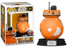 Funko Pop! Star Wars: Galaxy's Edge - CB-6B #397