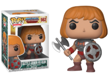 Funko Pop! MOTU: Battle Armor He-Man #562