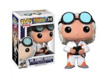 Funko Pop! Back to the Future: Dr. Emmett Brown #50