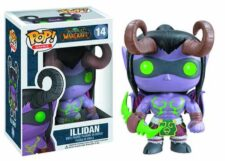 Funko Pop! World of Warcraft: Illidan #14