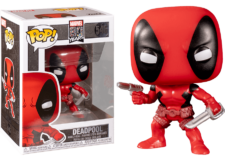 Funko Pop! Marvel 80th: Deadpool (first appearance) #546