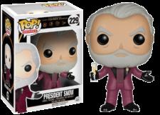 Funko Pop! The Hunger Games: President Snow #229