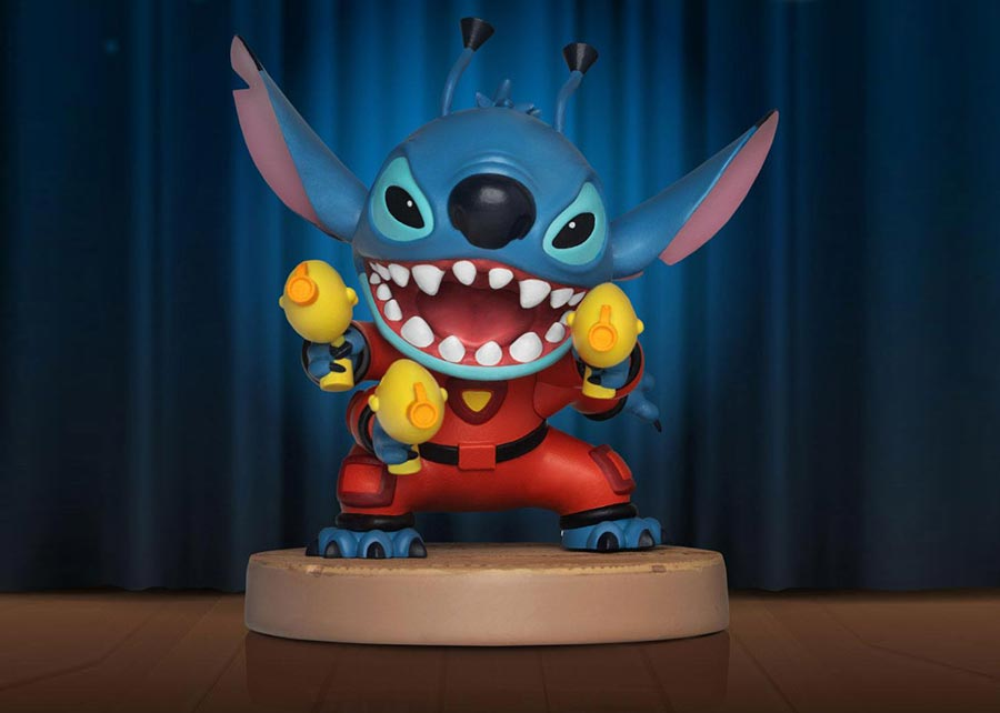 Beast Kingdom: Mini Egg Attack - Stitch Space Suit