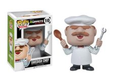 Funko Pop! Muppets: Swedish Chef #10