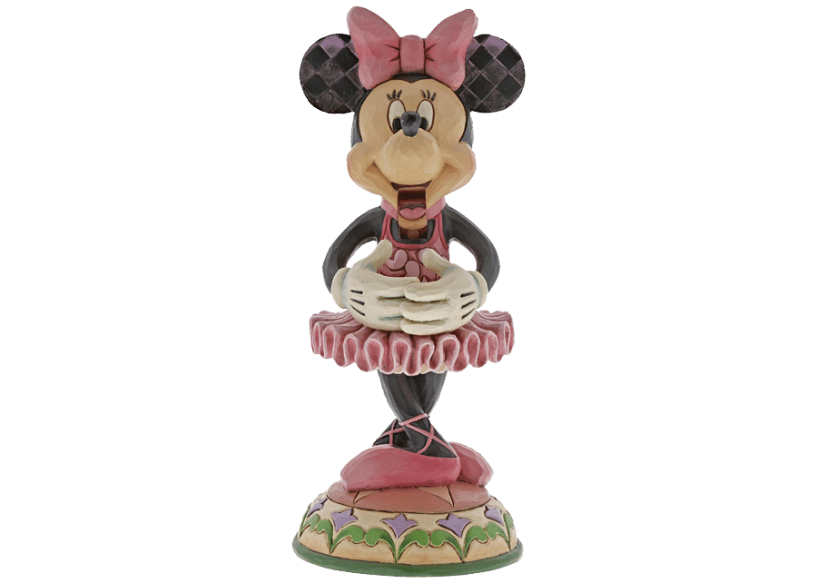 """Disney Traditions: Minnie Mouse """"Beautiful Ballerina"""""""