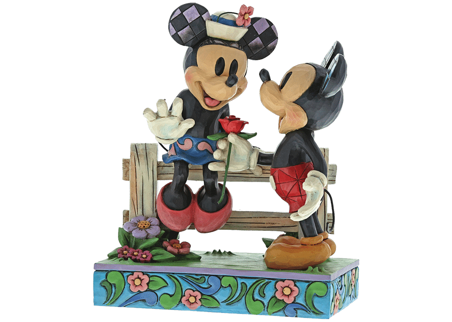 "Disney Traditions: Mickey and Minnie ""Blossoming Romance"""