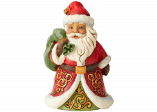 Heartwood Creek: Santa with Bag over Shoulder