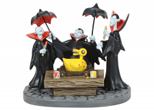 "Department 56: NBC Vampire Brothers ""Prepare the Duck"""