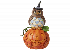 Heartwood Creek: Jack-o-Lantern and Owl
