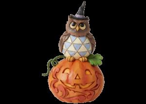 Heartwood Creek: Jack-o-Lantern and Owl