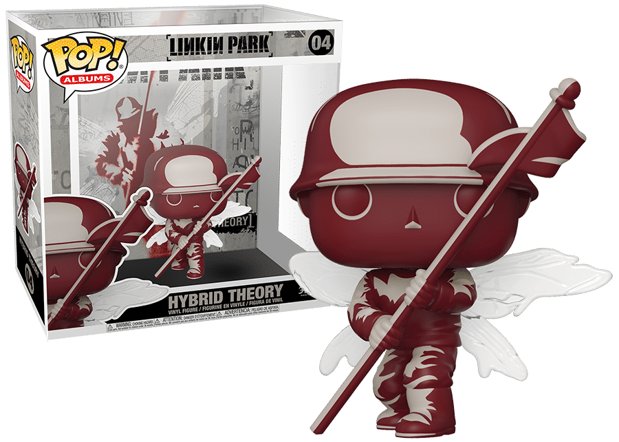 Funko Pop! Rocks: Linkin Park - Hybrid Theory #04