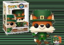 Funko Pop! Around the World: Finley #03
