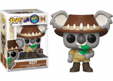 Funko Pop! Around the World: Ozzy #04