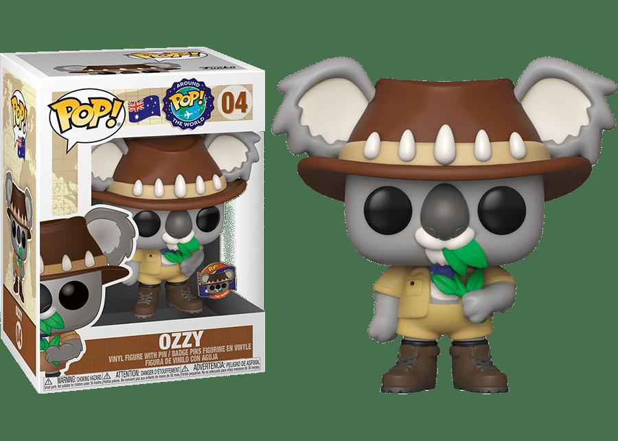 Funko Pop! Around the World: Ozzy #04