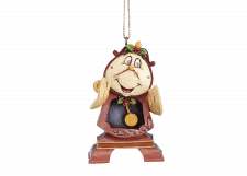 Disney Traditions: Cogsworth Hanging Ornament