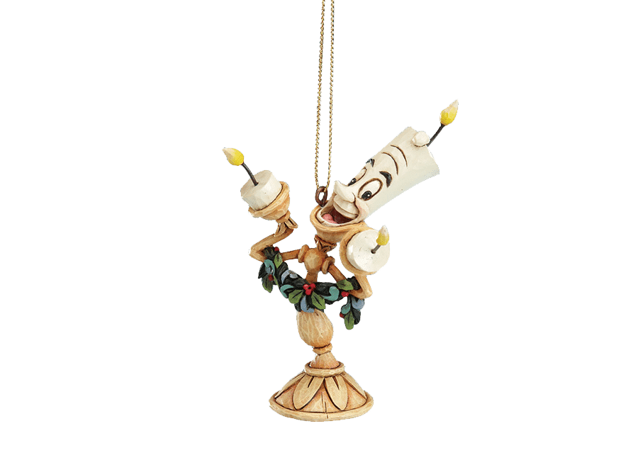 Disney Traditions: Lumiere Hanging Ornament