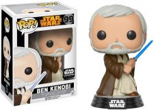 Funko Pop! Star Wars: Ben Kenobi Smuggler's Bounty #99